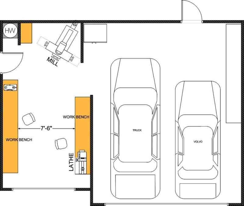 lovely 3 car garage layout ideas compilation garage